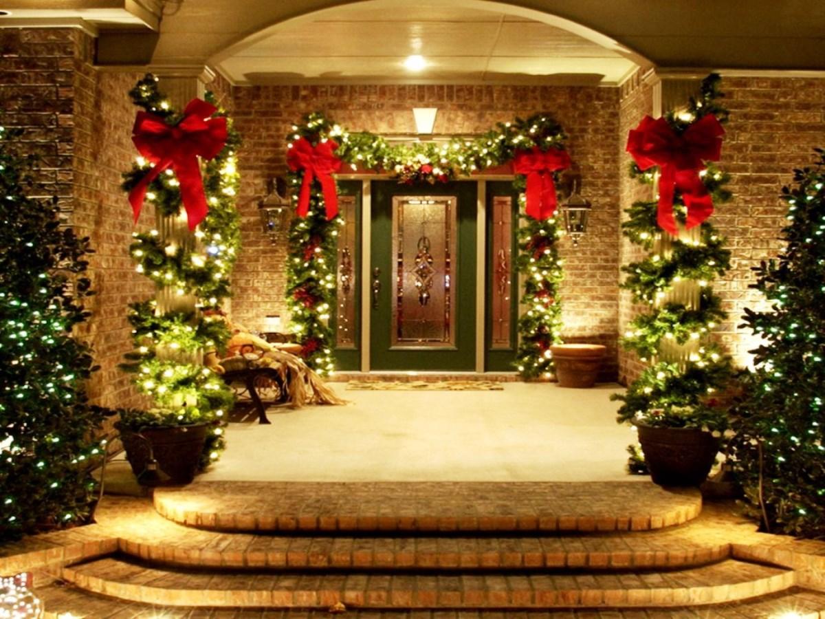 Outside Christmas Lighting Ideas Outdoor Christmas Lighting Tips