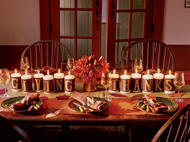 Thanksgiving Decorating Ideas Best Thanksgiving Decorations Ideas | Trapp  Technology