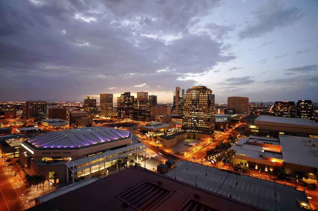 nothing but networking event - talking stick resort arena