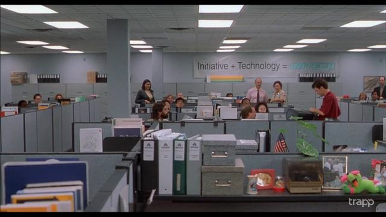 Tv And Movie Zoom Backgrounds The Office Office Space Mad Men